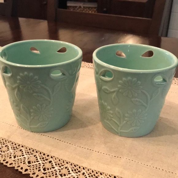 2 New Planters NWOT